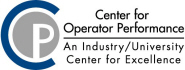 The Center for Operator Performance Logo
